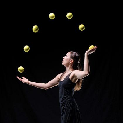 Gandini Juggling  SIGMA